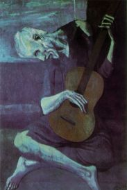 old guitarist picasso